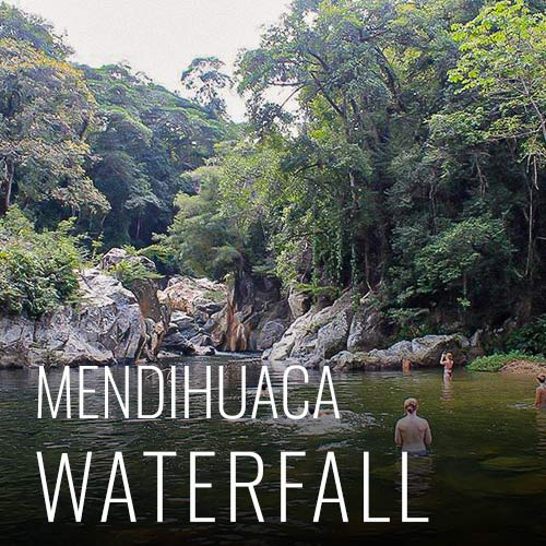 15 minutes by motorcycle, plus another 20 minutes walking, you can spend a morning or afternoon at this natural freshwater pool. It will give you a new understanding of the local area and an incredible experience in nature. To go, you can ask about the Tour at reception
