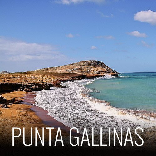 This tour is in the upper Guajira. Starting from our hostel you can plan your trip. We are 2 and a half hours from the main city of La Guajira, Riohacha. You can easily book the tour at our reception