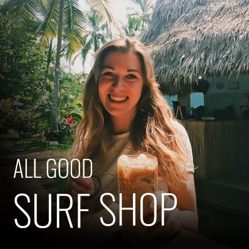 For those who want to relax and take a break, we also have a small coffee shop located at our surf school, where you can find excellent coffee and delicious homemade desserts.